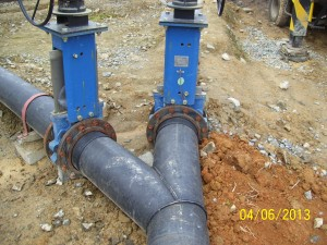 hdpe pipes 100